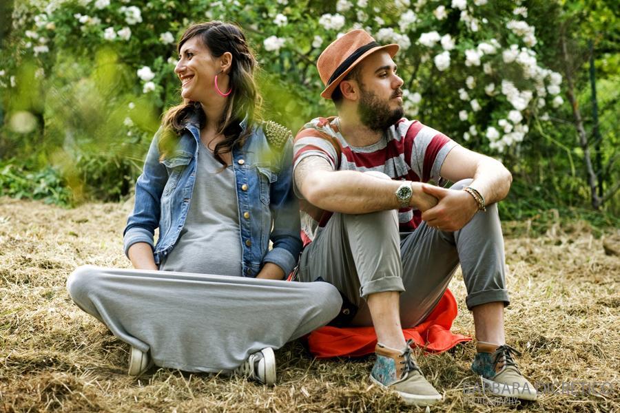 Benizia+Stefano | waiting for Vivien