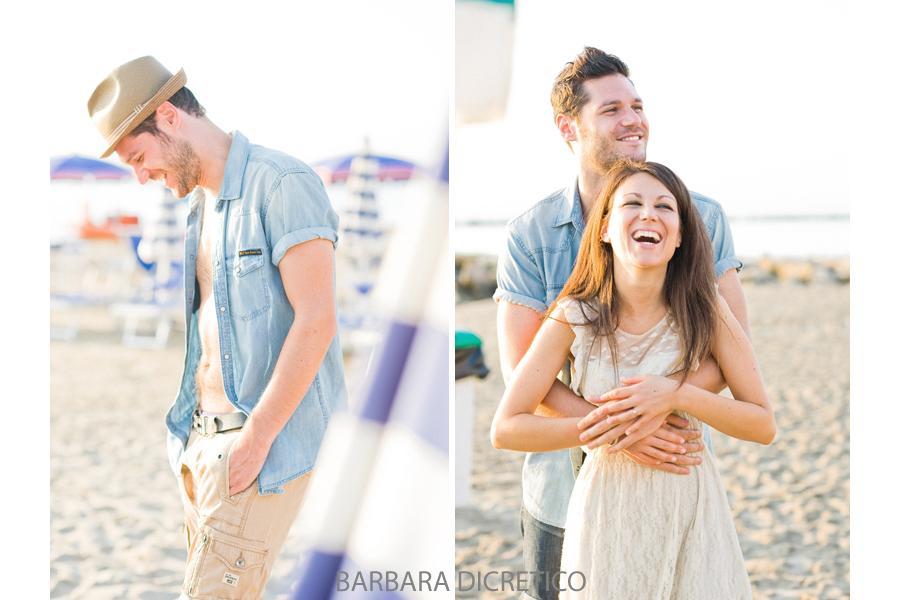 Irene+Alessandro | engagement | italy