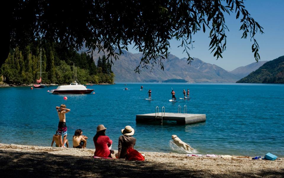 Good Life   Living in New Zealand   Barbara Di Cretico   a Milano