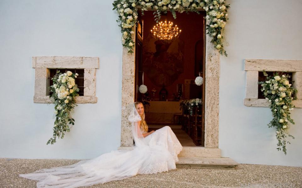 Matrimonio nel verde dell'Abruzzo