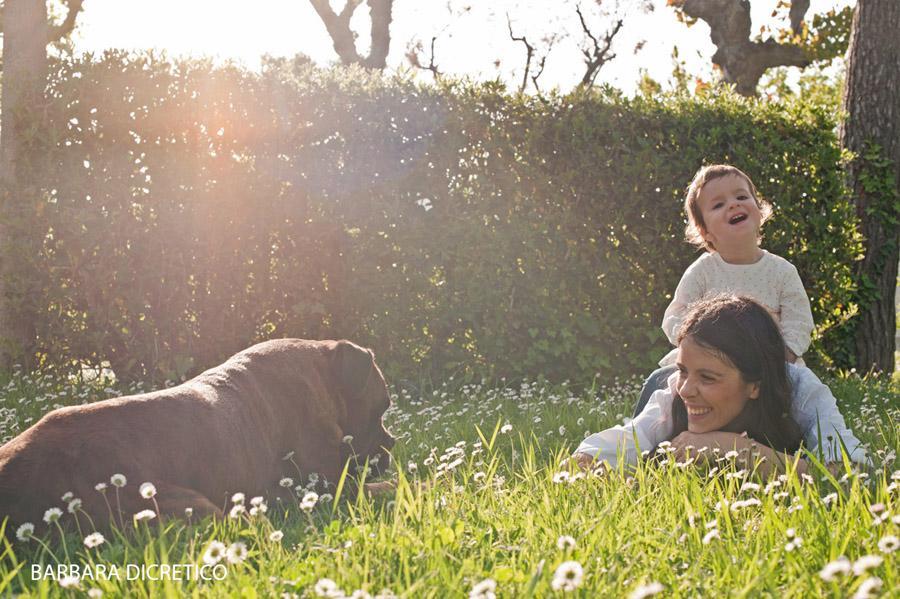 Nina e Liv | Mamma e Figlia