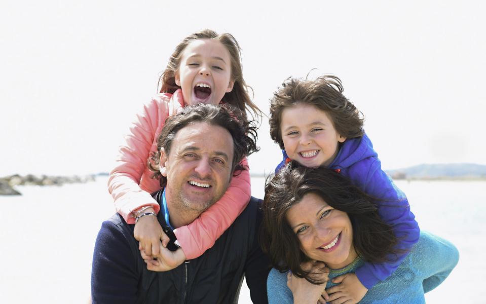 W la vita | fotografia di famiglia | Barbara Di Cretico
