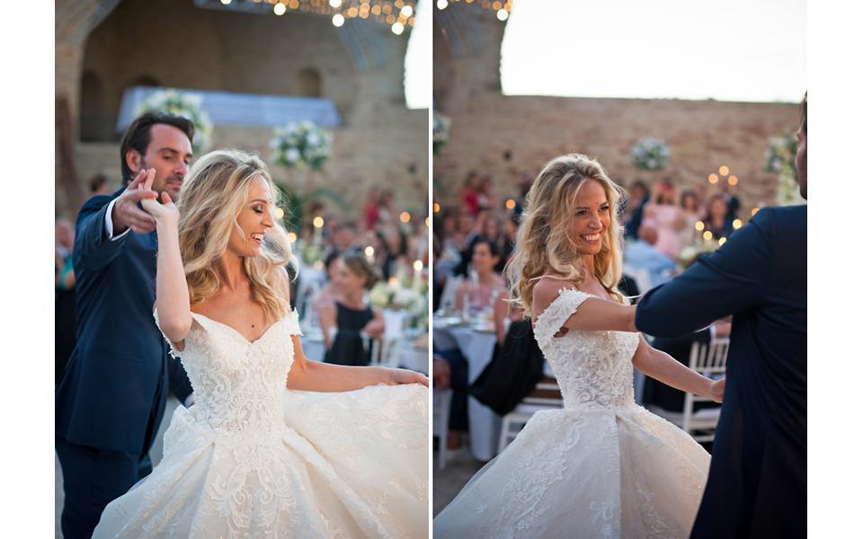 Matrimonio magico nella Fortezza di Acquaviva   Barbara Di Cretico