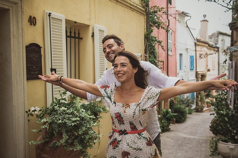 Christian e Silvia   i videomaker innamorati   Barbara Di Cretico